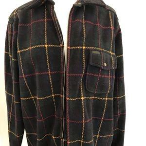 Zippered Coat